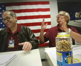 арахис, NASA, успех, суеверие,