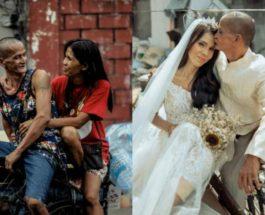 бомжи, свадьба, Манила, Филиппины,
