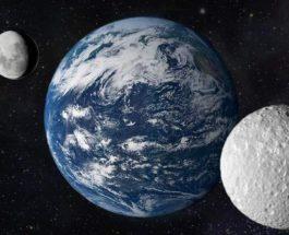вторая Луна, мини Луна, ракетный двигатель,