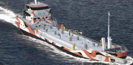 электротенкер, Asahi Tanker,