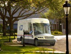 Почта США выбрала новый фургон