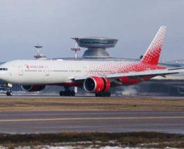 Boeing 777, двигатель, Москва, Шереметьево,