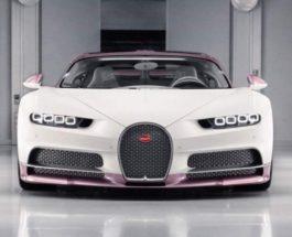 Bugatti, Бугатти, Chiron,