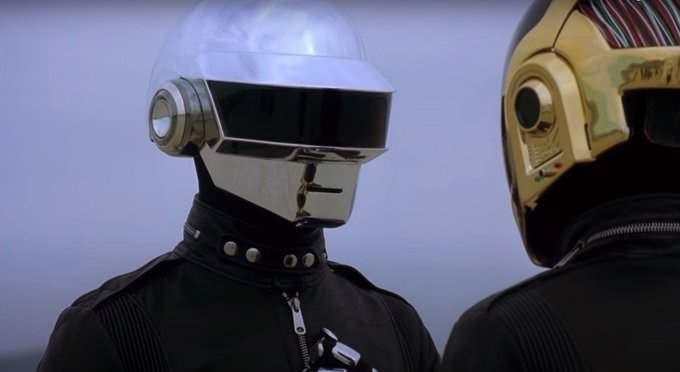 Daft Punk, дуэт,