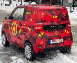 Dartz Motors, Латвия, электромобиль, Freze Nikrob EV,