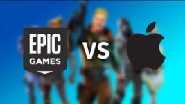 Epic Games, Apple,