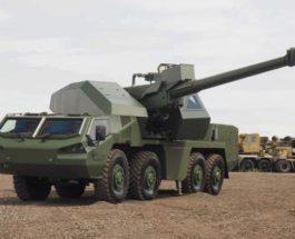 Excalibur Army, DITA, IDEX 2021, Абу-Даби, САУ,