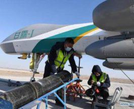 Ganlin-1, Китай, контроль погоды,