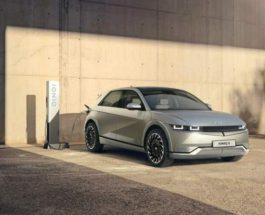 Ioniq 5, электромобиль, Hyundai,