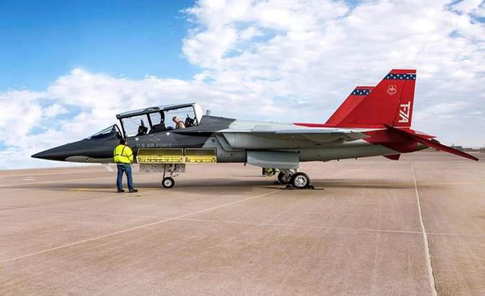 T-7A, самолет, США, Boeing,