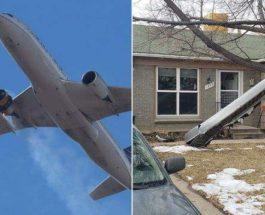 UA 328, самолет, обломки, United Airlines,