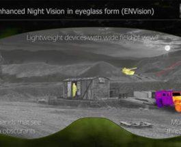 очки ночного видения, ПНВ, DARPA,