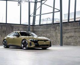 e-tron GT, Audi,