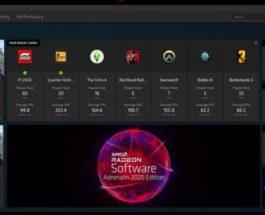 Radeon Software Adrenalin Edition, AMD, Radeon, графика,
