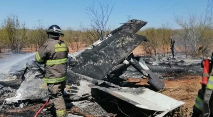 Аризона, самолет, авиакатастрофа,