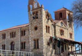 Греция, землетрясение,