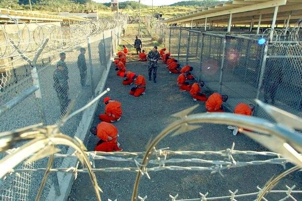Гуантанамо, тюрьма, зона, США,