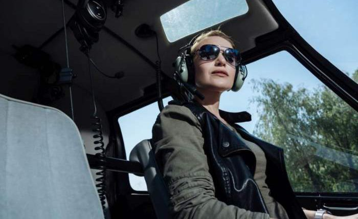 Женщины, пилоты,