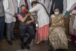 Индийская вакцина, COVID-19, Bharat Biotech,