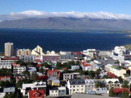 Исландия, вулкан,