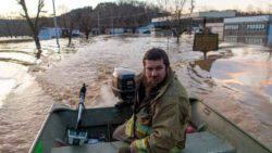 Серьезные наводнения: в Кентукки объявлено чрезвычайное положение