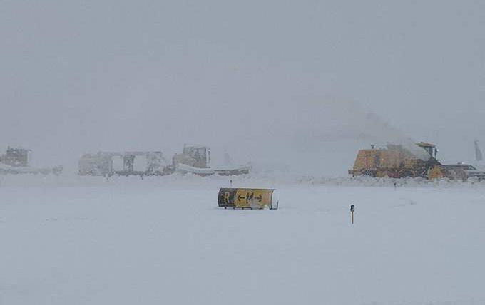 Колорадо, снег, Апокалипсис,