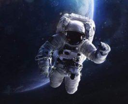 МКС, астронавты,