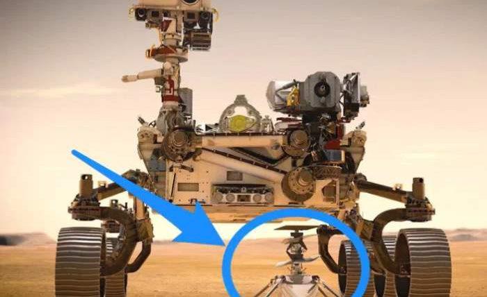 Марсоход, НАСА, Perseverance,