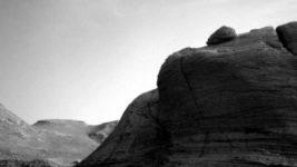 Марсоход Curiosity, Марс, облако,