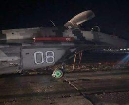МиГ-29, Украина, истребитель,