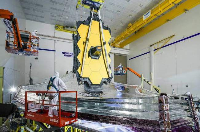 НАСА, телескоп, оборудование,