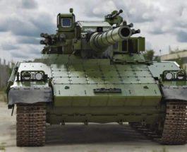 Объект 477, Танк, Украина,
