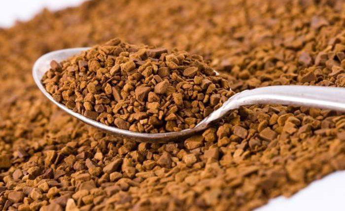 Растворимый кофе, Cacique,