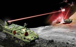 США, военные, лазер,