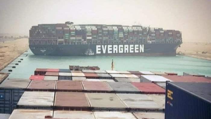 Суэцкий канал, судно,