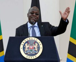 Танзания, президент, коронавирус,