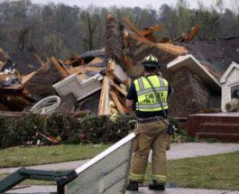 Торнадо, Алабама,