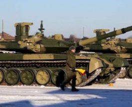 Т-90М Прорыв, танк,