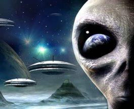 Ученик Эйнштейна, пришельцы, инопланетяне,