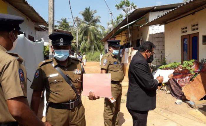 Шри-Ланка, экзорцизм, девочка, убийство,