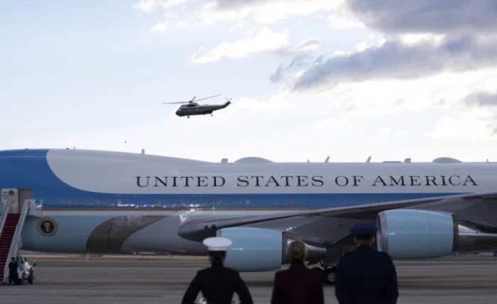 Эндрюс, самолет, США, бездомный,