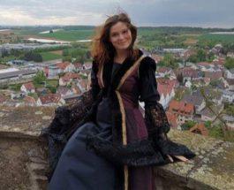 Юлия, замок, средневековый замок, Германия,
