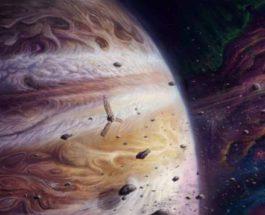 Юпитер, ветер,