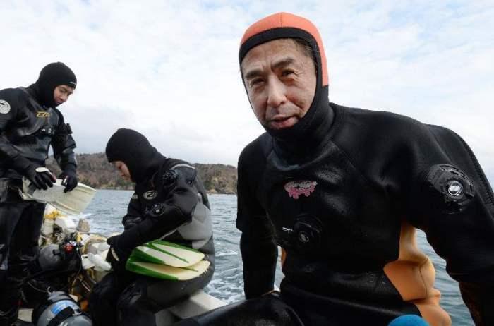 Япония, Фукусима, цунами, поиски, жена,
