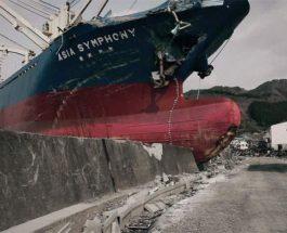 Япония, Фукусима, цунами, 11 марта 2011 года,
