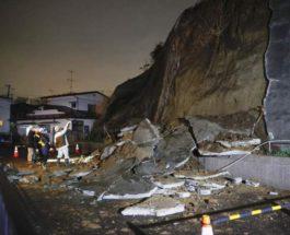 Япония, землетрясение, Мияги,