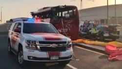 В Польше произошла тяжелая авария с украинским автобусом, десятки человек погибли и получили ранения