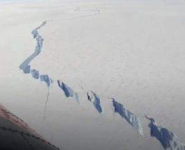 айсберг, ледник, Бранта,
