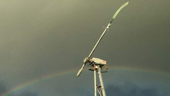 ветряная турбина, лопасти,