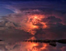 засуха, США, посев облаков,